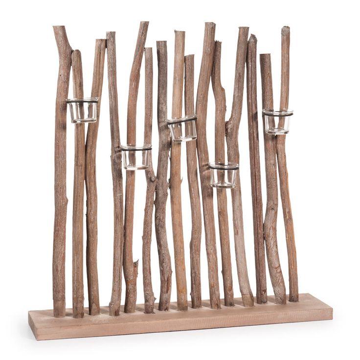17 meilleures id 233 es 224 propos de bougeoirs en bois sur bois bougeoirs et cr 233 ations 224