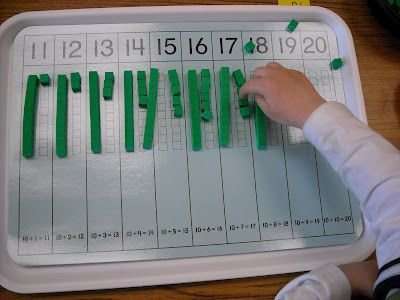 Tricky Teen Numbers: activities to help students understand teen numbers.