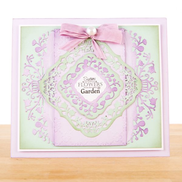 Buy Create and Craft Couture Summer Blossoms Collection from CreateAndCraft.tv