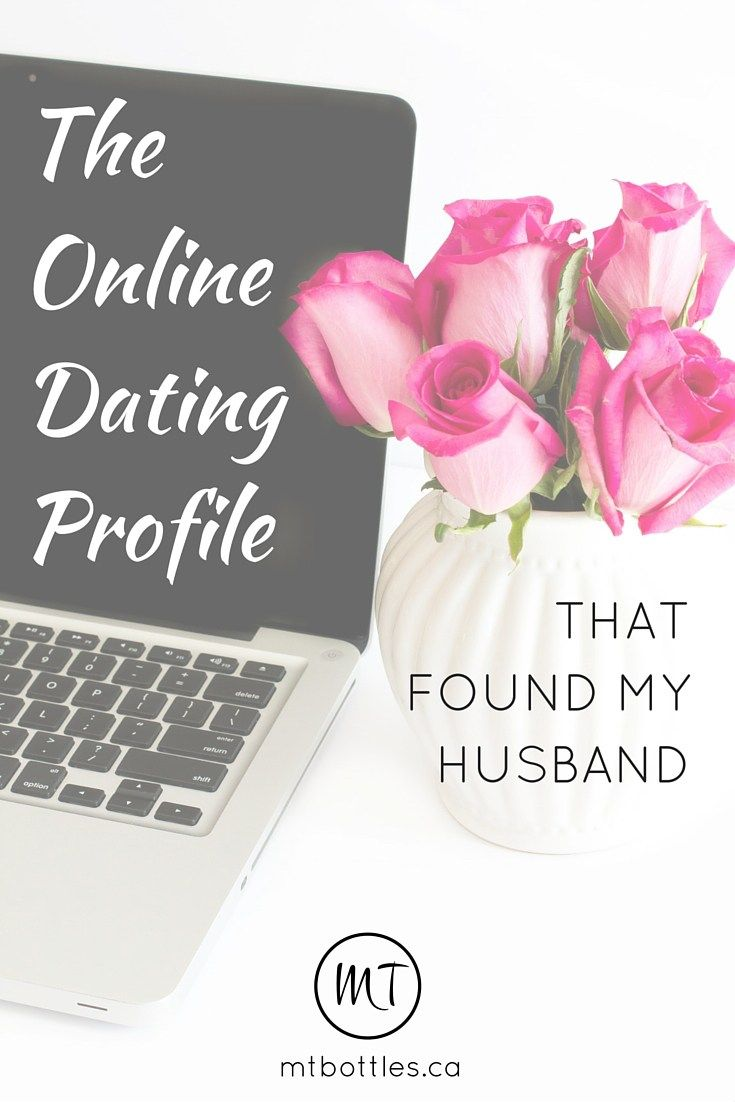 Husband on dating sites