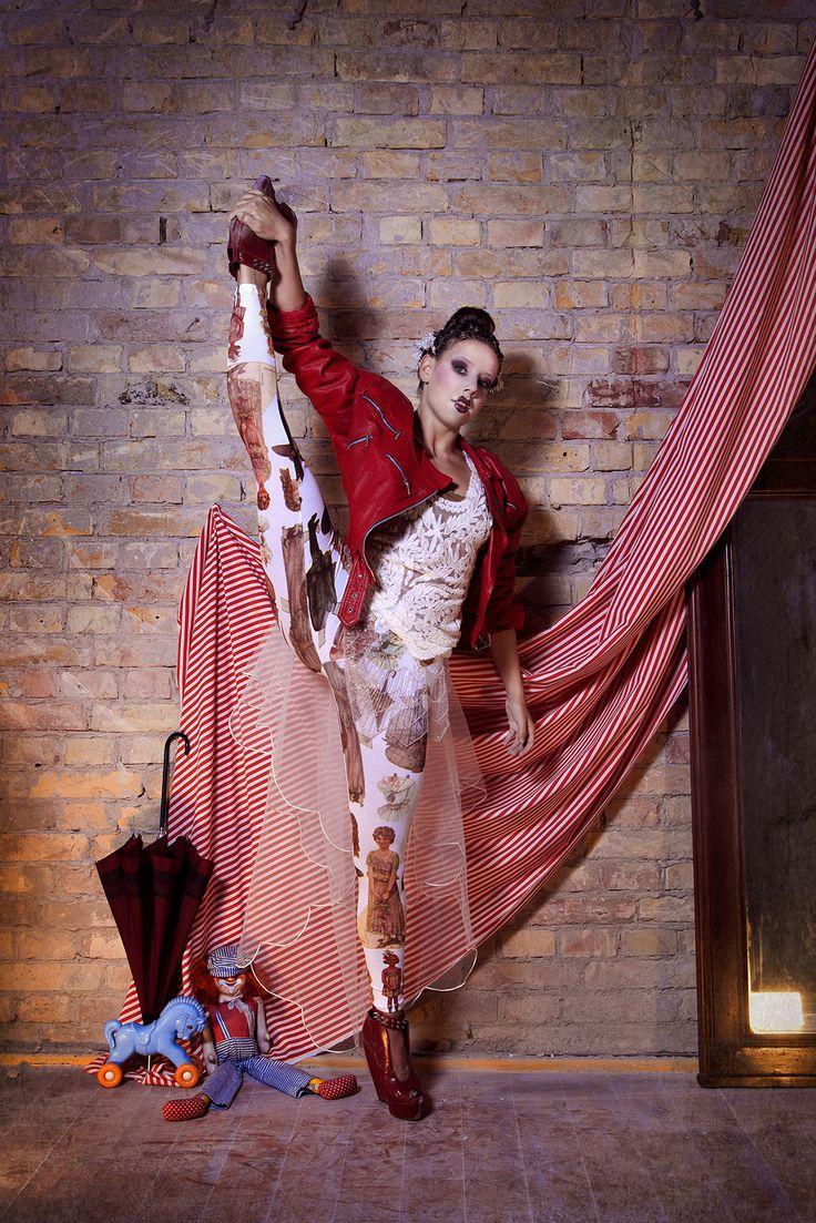 Emese Nagy (dancer-choreographer at DanceArt)
