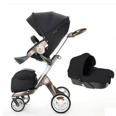523.00$  Know more  - 2 in 1 baby brand strollers brand baby stroller Aulon recounts baby stroller folding light quality child wheelbarrow four wheel