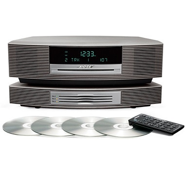 Experience the Bose standard in CD and AM/FM radio performance from a table top music system as elegant as it is easy to use.  Limited Time Offer $709.98