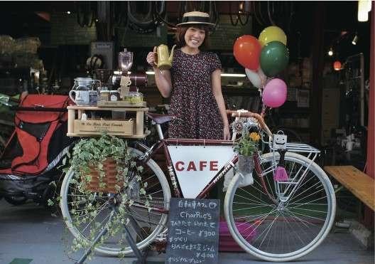 Charrie s Cafe 4: Memorial Bike, Food Bike, Bike Dreams, Memorial Shops, Bike Business,  Tandem, Charri Café, Tandem Bicycles, Cafe K-Cup