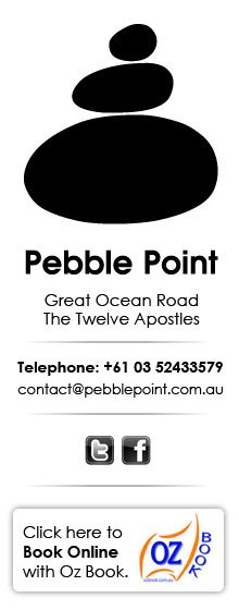 Pebble Point Accommodation Gallery - Great Ocean Road - The Twelve Apostles