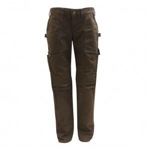 Womens trade workfit supertrousers Antelope