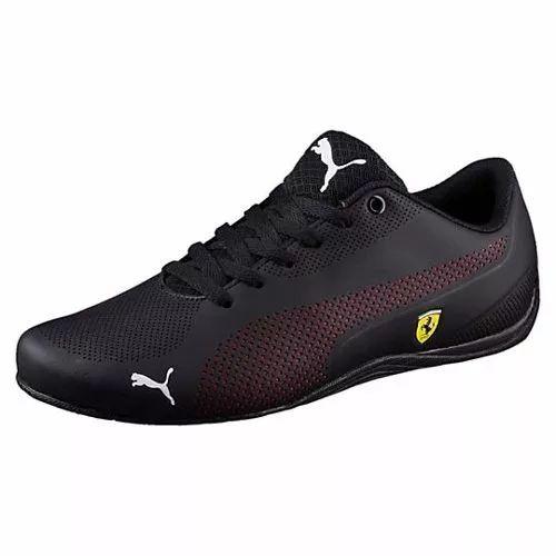 Tenis Puma Ferrari Drift Cat 5 Ultra Negro Mod 2017 - $ 2,099.00