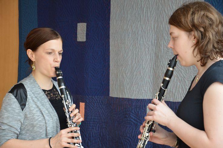 11.03.15 im Haus der Begegnung in Innsbruck. Musik kam von Johanna Schöch und Lisa Rödlach.