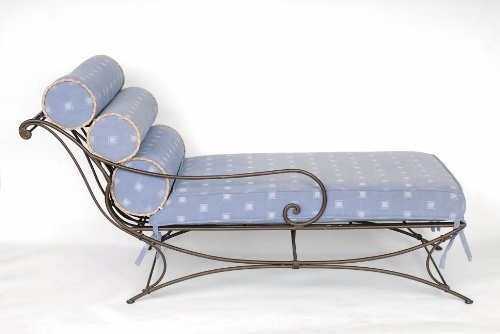 42 Best Chaise Lounging W Vintage Wrought Iron Images On
