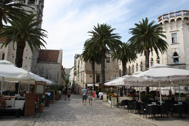 The historic center of Trogir was put on the UNESCO World Heritage list in 1997.