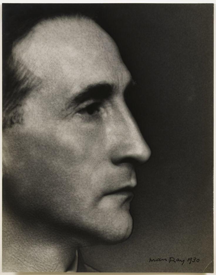 Marcel DuchampArtists, Artists, Photographers Portraits, Man Ray, Duchamp Profile, Marcel Duchamp, Manray, Solar Portraits, People