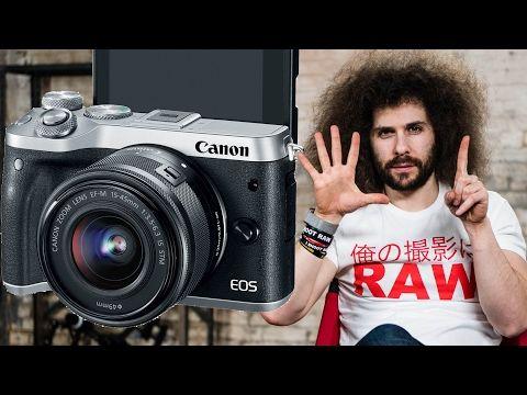 $898.80 Canon M6 Mirrorless Camera Body - Black | Cameras Direct Australia https://www.camerasdirect.com.au/canon-m6-mirrorless-camera-body