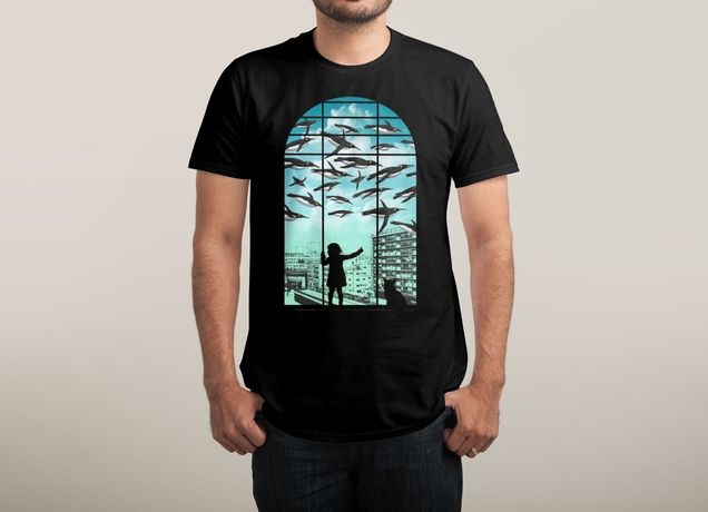 """Off The Beaten Track"" by kooky love on men's t-shirts 