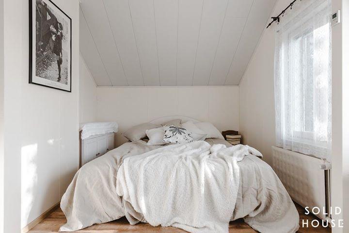 Interior bedroom styling