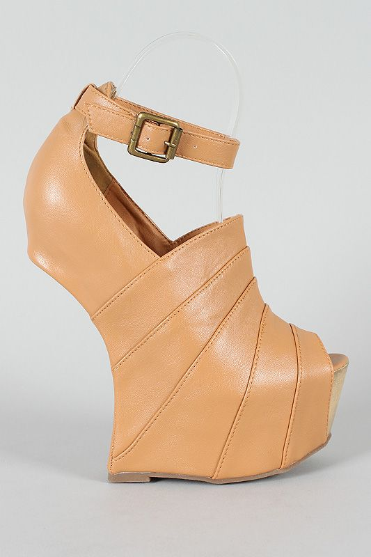 w/ or w/o heelsSolemly Heels, Straps Curves, Wedges Heels, Style 101, Privilege Solemly, Stylish Heels, Curves Wedges, Mbpc S Style, Ankle Straps