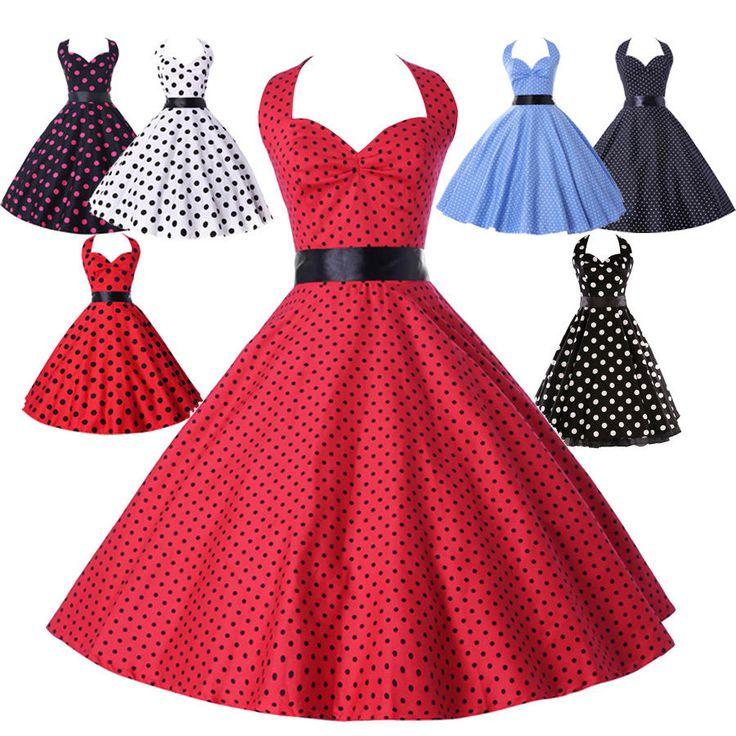 Favorito Oltre 25 fantastiche idee su Vestiti anni 50 su Pinterest | Abiti  EA47