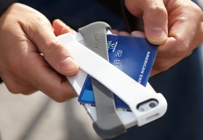 Crossover – The new iPhone 5 case offering you an efficient storage space ( read more and see where you can buy - http://upgrade.ly/?p=541 )
