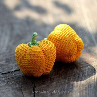 Овощи и фрукты-МК - OlinoHobby 100% handmade: игрушки и аксессуары ручной работы, мастер-классы