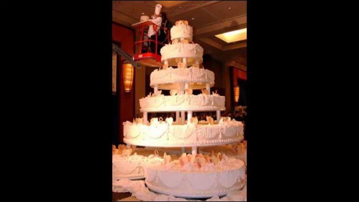 Worlds Biggest Wedding Cake