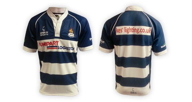 Coventry RFC - Home Replica Shirt