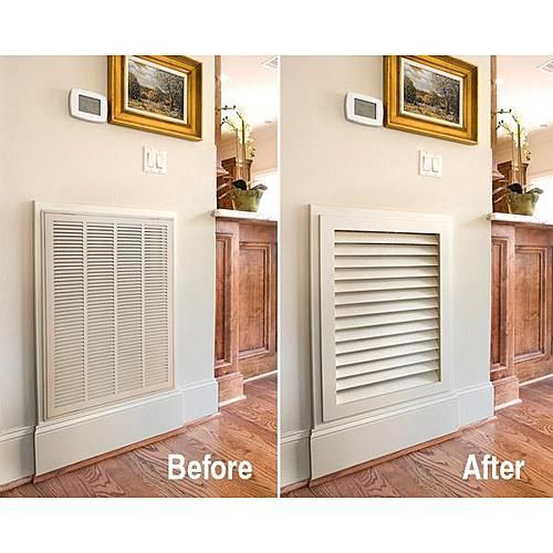 Pretty Air Return Grilles : Best images about air conditioning on pinterest wall