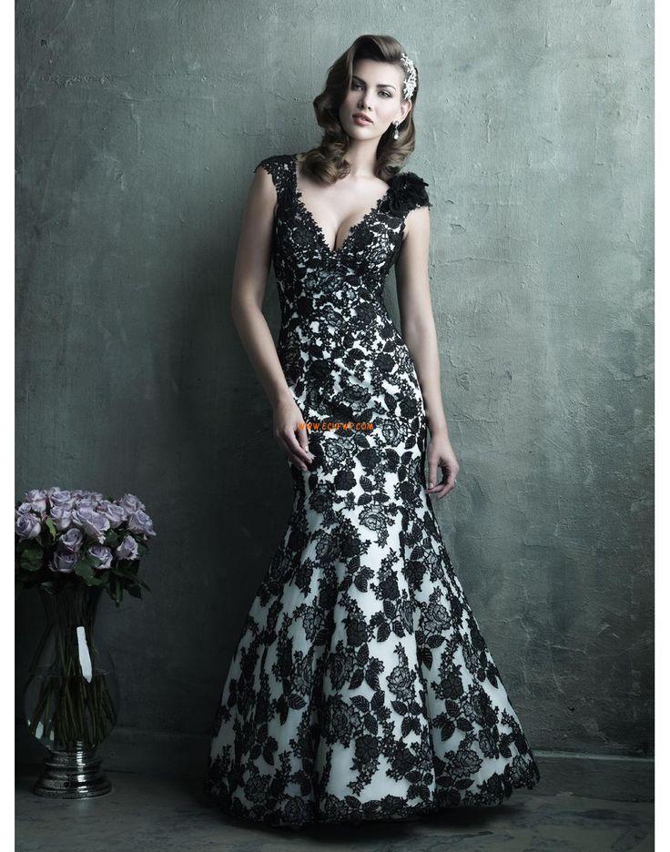 Jaro 2014 Elegantní & luxusní Bez rukávů Svatební šaty 2013