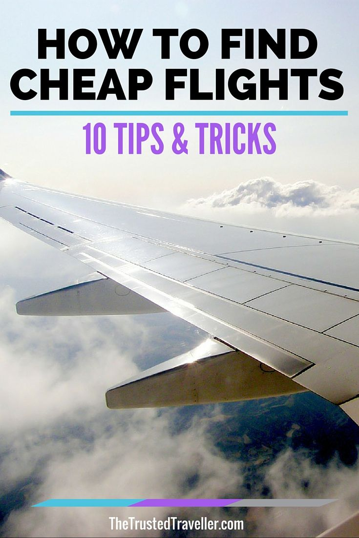 how to find cheap flights 10 tips and tricks beauty