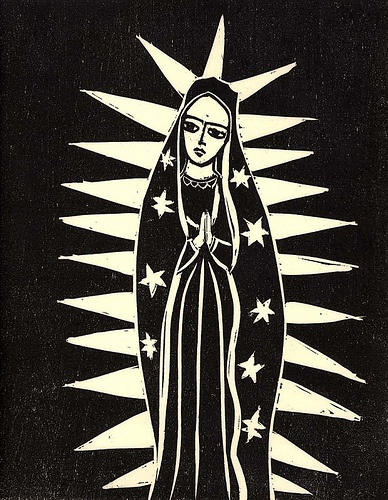 Nuestra Señora de Guadalupe by Scott-S