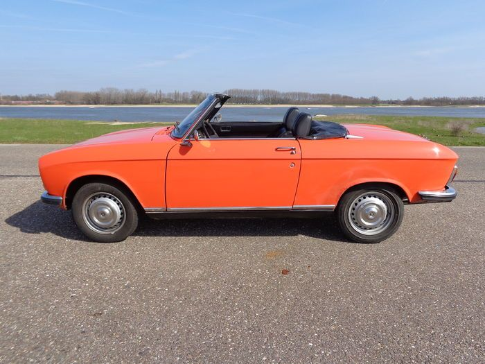 Peugeot - 304 S Cabriolet - 1974
