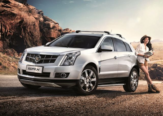 2018 Cadillac SRX Redesign and Powertrain Upgrade