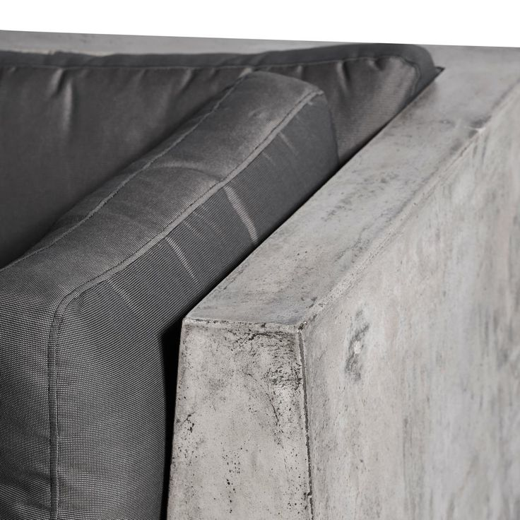 Sofa Nixxin - Fiber Concrete