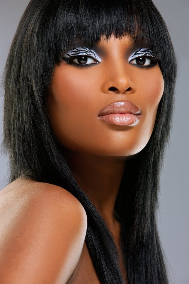47 Best Images About Makeup For African American Brides On