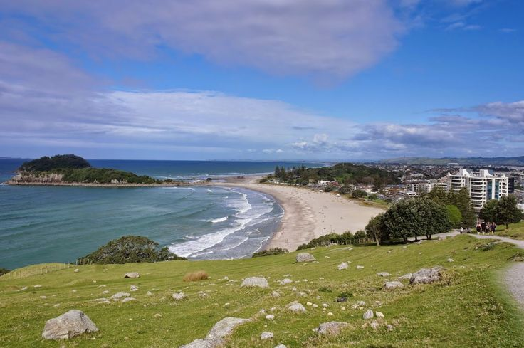 From Mt Maunganui