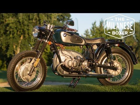 Franco Augello's Bespoke BMW Motorcycle Video • Selectism