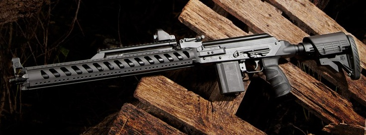 ATI VEPR Strikeforce Elite Package Six-Sided Forend with Aluminum Optic Rail