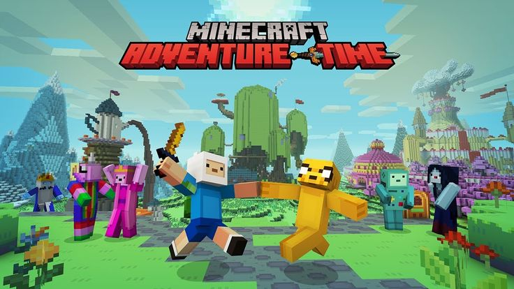 Perfection: Minecraft Adventure Time Mashup Pack! #adventuretime #minecraft #gaming #videogames #gamers #geek #xbox #windows10 #ios #android