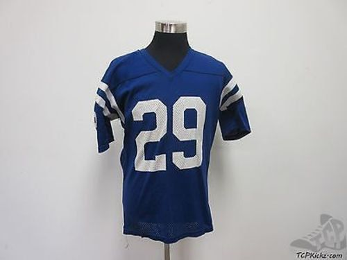 Vtg 90s Rawlings Indianapolis Colts Football Jersey #29 sz L Large AFC NFL Horse Vintage by TCPKickz on Etsy