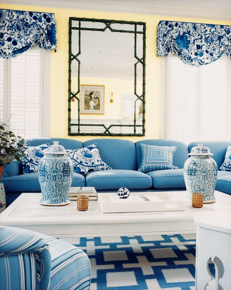 110 Best Living Rooms Images On Pinterest Blue Rooms