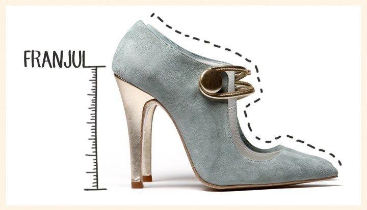 Zapatos a medida Franjul