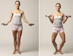 Want A Dancer's Body? http://www.prevention.com/fitness/strength-training/ballet-boot-camp-barre-fitness?page=3