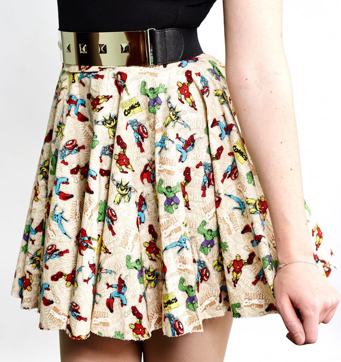 Geek Style DIY: Circle Skirts http://geekxgirls.com/article.php?ID=1644