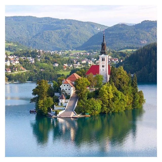Prochaine destination : la Slovénie
