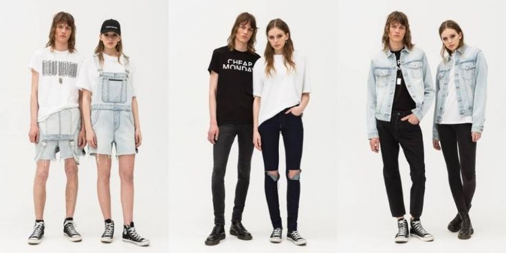 Sample Sale Cheap Monday - Sandqvist - Black Lily Spring Summer 2018 -- Amsterdam -- 28/09-30/09