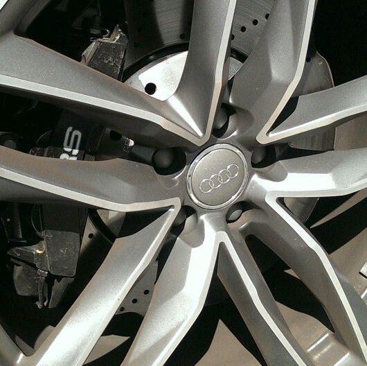 Audi RS6 rim and caliper, Puerto Banus - 14