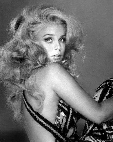 Ann-Margret  (I wanted to look like her)