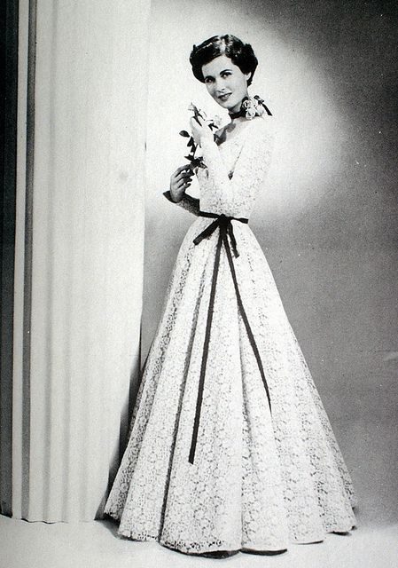 Phoenix College Student Jacque Mercer Crowned Miss America in 1949 by Maricopa.edu, via Flickr