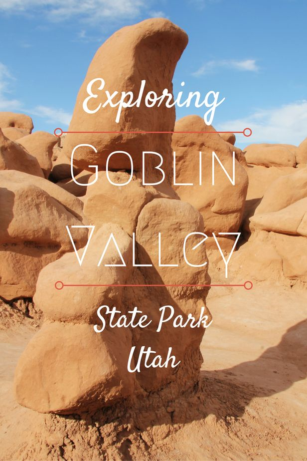Goblin Valley State Park near Green River Utah is one of the coolest parks I've been to.  It perfect for anyone, no matter the age.