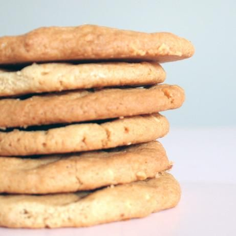 Honestly the best PB cookie recipe I've found...Mrs. Field's Soft & Chewy Peanut Butter Cookies