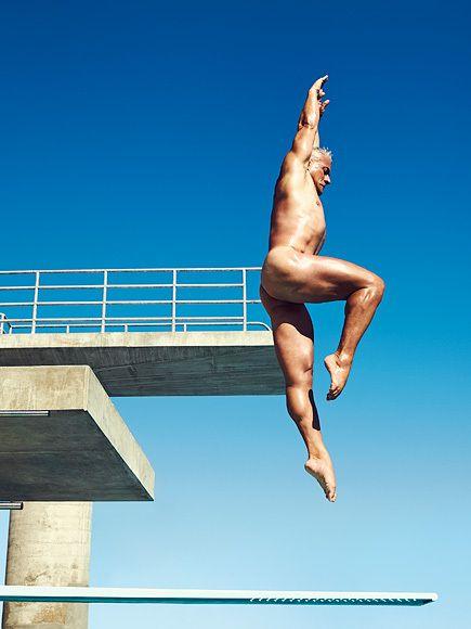 Greg Louganis Poses Naked in ESPN Body Issue: Photo