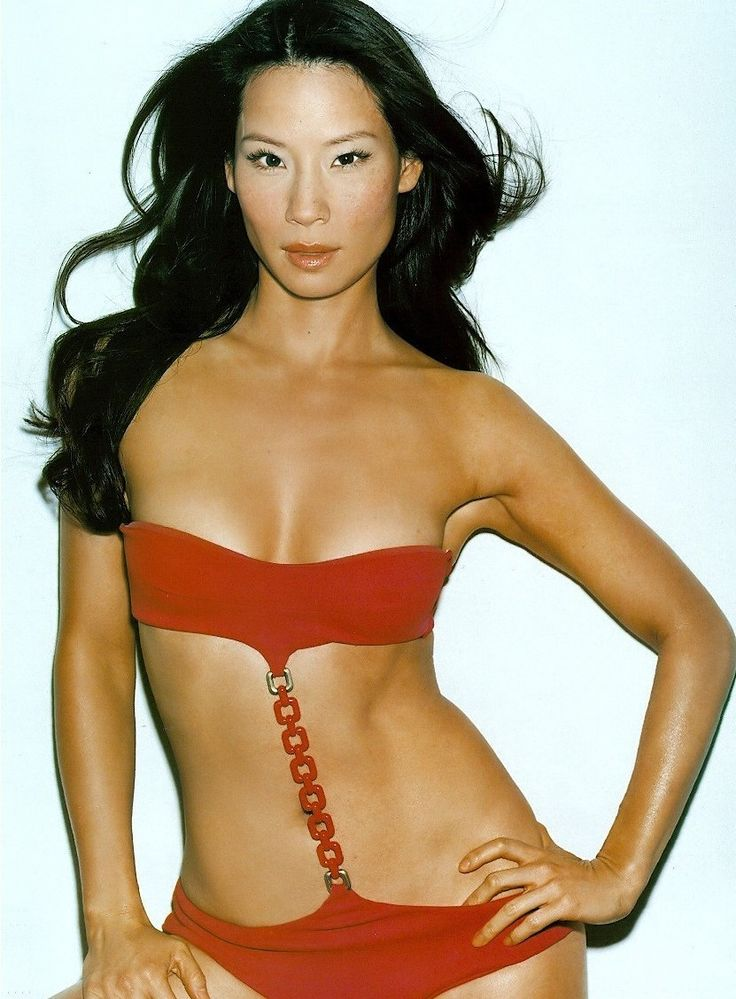 Celebrity lucy liu loves playing dirty in dirty sexy money 10
